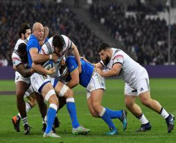 Tournoi 6 Nations: Italie Vs France
