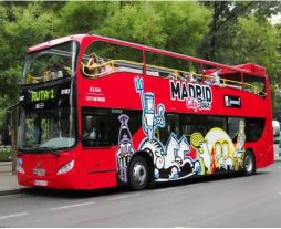 Madrid Bus City Tour