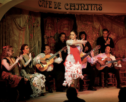 Tablao Flamenco Las Chinitas Madrid