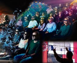 Immersion en 4D dans l'univers de Gaudi