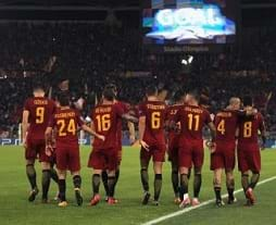 AS Roma - Milan AC