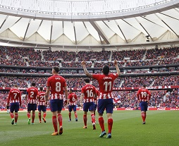 Atlético de Madrid - Athletic Bilbao
