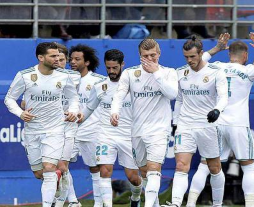Real Madrid - CSKA Moscow